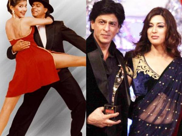 Shahrukh And Sonali