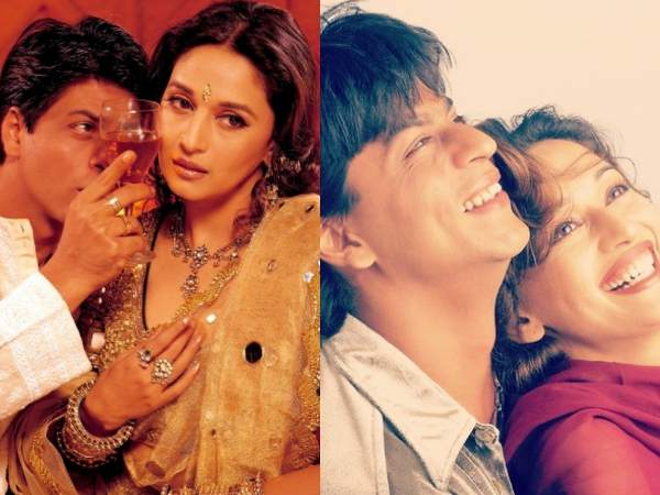 Shahrukh And Madhuri