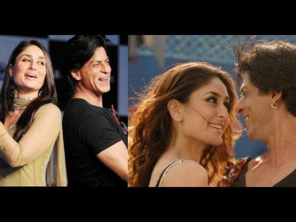 Shahrukh And Kareena