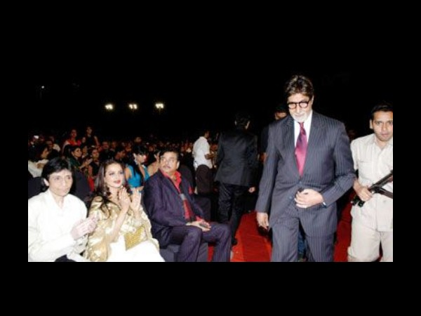 Amitabh And Rekha