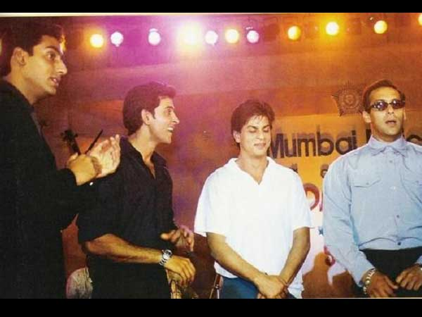 Rare Pictures Of Abhishek Bachchan