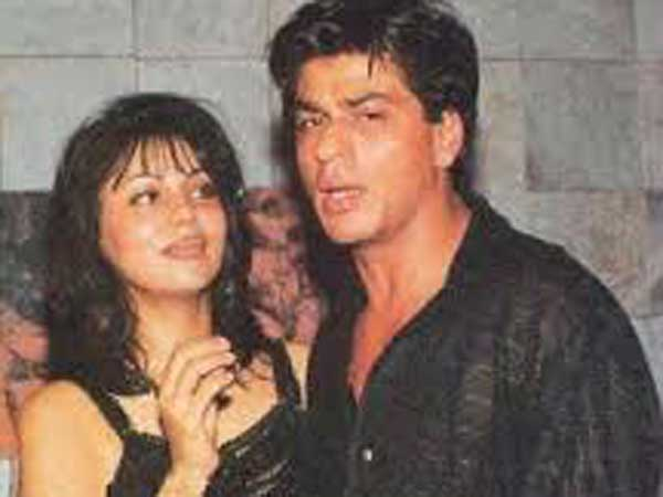 SRK-Gauri's Candid Moments