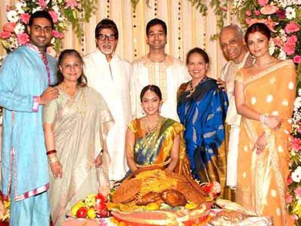 Bollywood Star Families