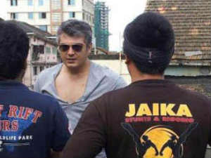 Suspense continues over Ajith Kumar's 53rd movie title