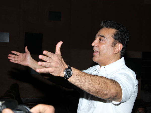 Vishwaroopam Special Screening