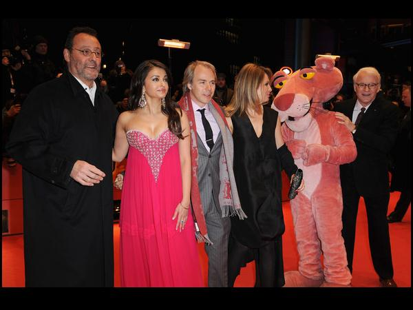 The Pink Panther 2 Team At Cannes