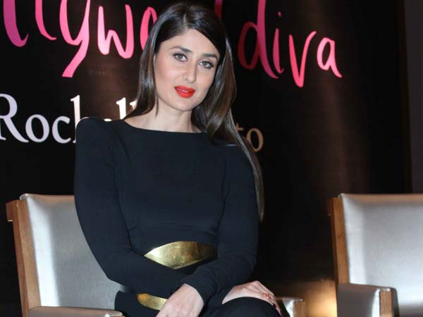 Kareena At The Book Launch