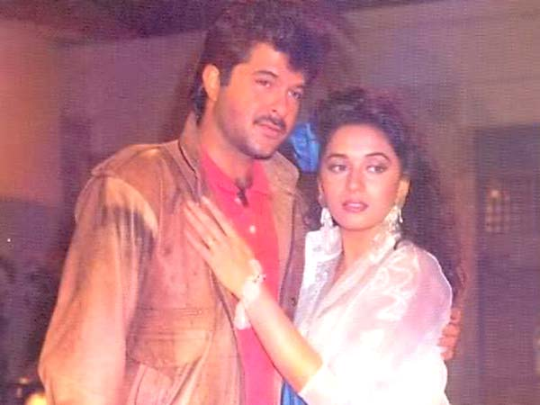 Madhuri Dixit And Anil Kapoor