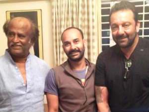 Rajinikanth-Sanjay Dutt to team up?