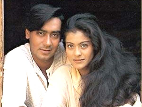 Ajay Devgn Kajol Rare Unseen Pictures Bollywood Married