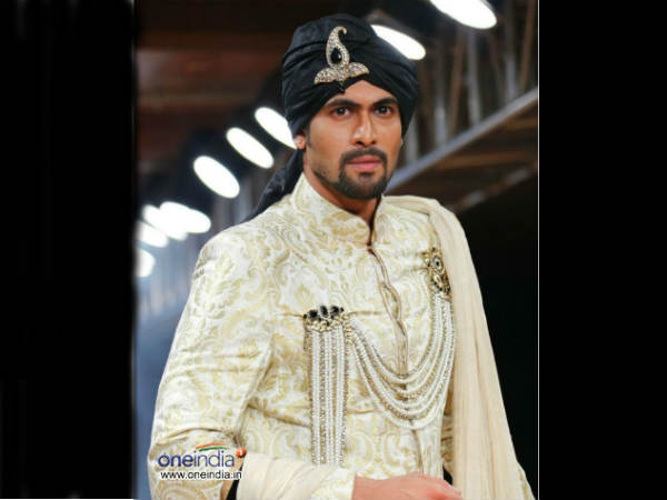 First Look: Rana bags a role in Rudrama Devi