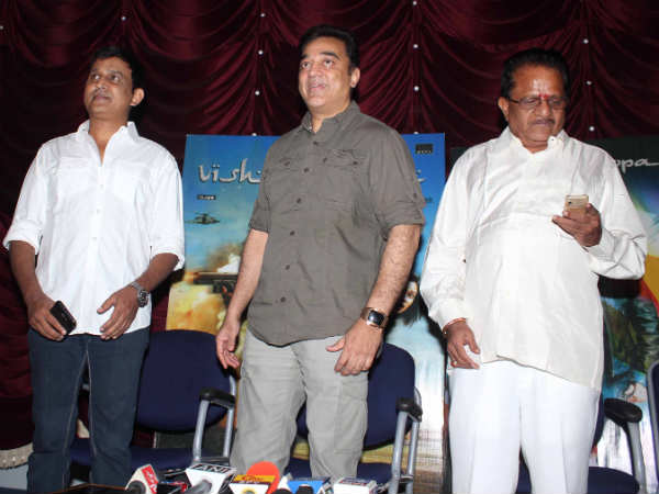 Kamal Shows His Gratitude To Kannadigas