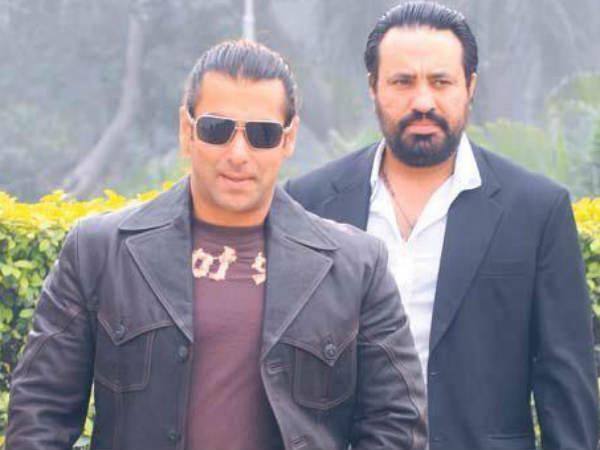 Salman Khan Shera Bodyguard Son Launch Bollywood Filmibeat