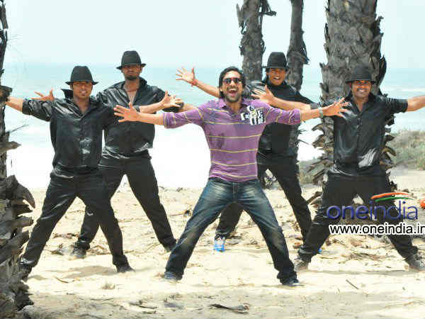 Chammak Challo Movie Review