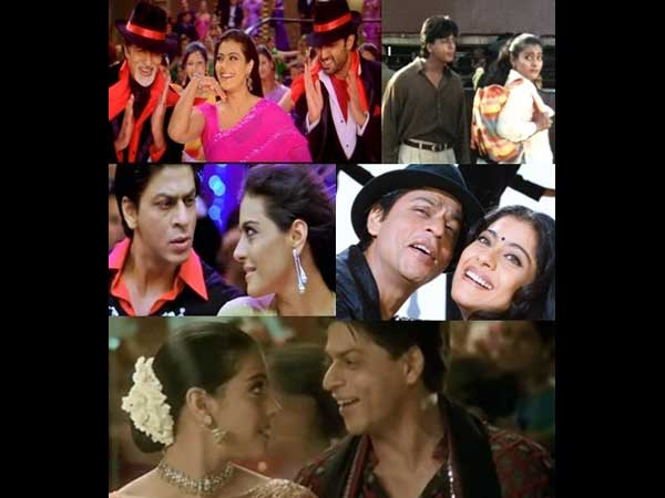 Kajol's Guest Appearances In SRK's Movies