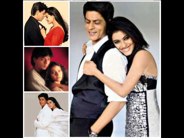 Photoshoots: Shahrukh And Kajol
