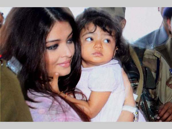 Aishwarya's Daughter Aaradhya