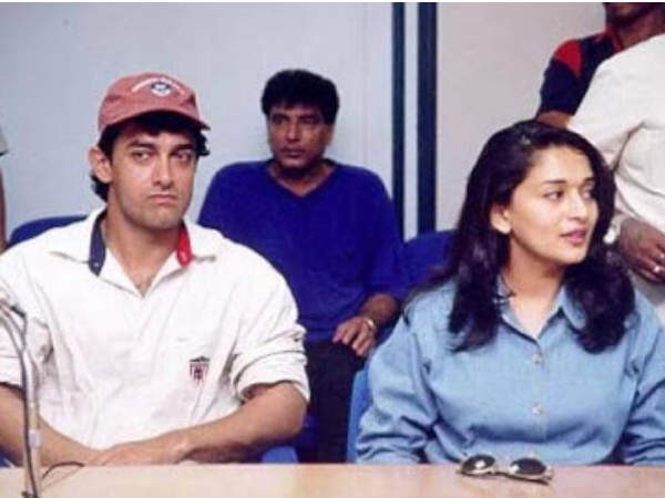 Aamir Khan And Madhuri Dixit Movies List Together