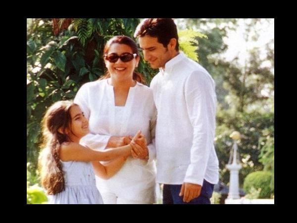 Saif Ali Khan | Amrita Singh | Divorce | Rare | Unseen ...