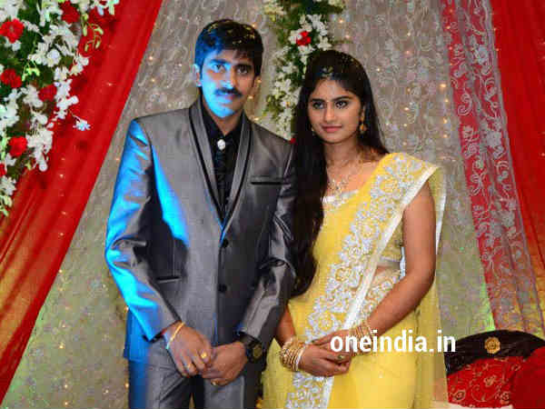 Gopichand's Wedding Reception