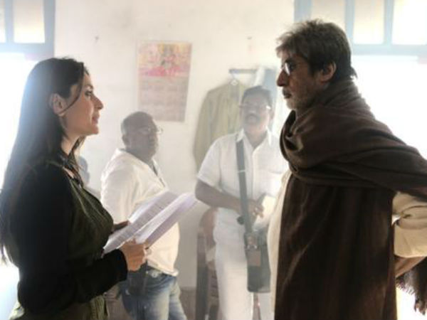 Satyagraha On The Sets Pics
