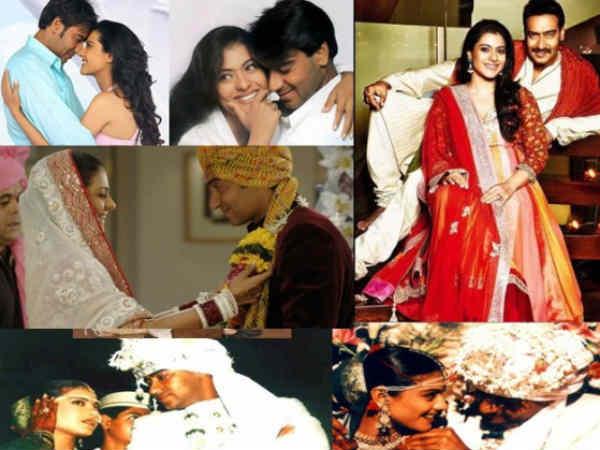 Wish Ajay Devgn And Kajol On Their Wedding Anniversary