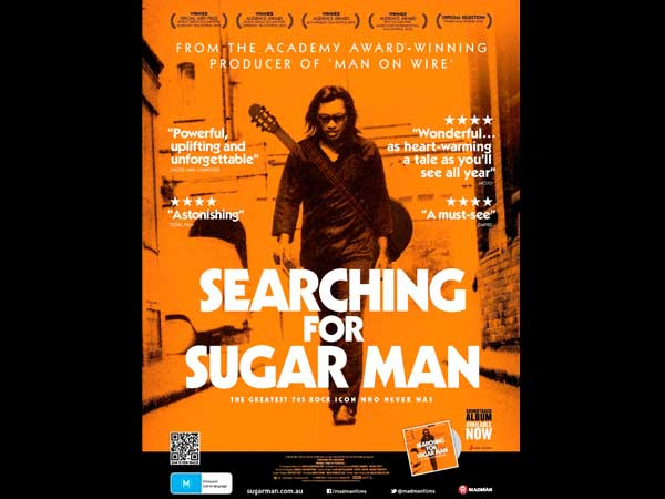 Documentary Feature: Searching For Sugar Man