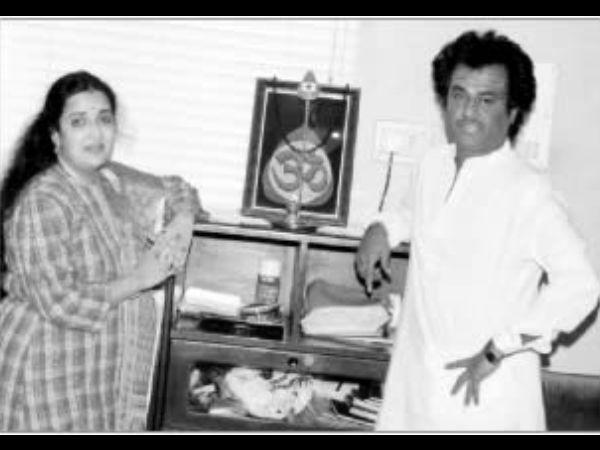 Ashwin And His Wife