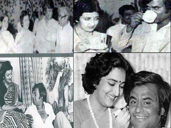 rajinikanth and silk smitha relationship