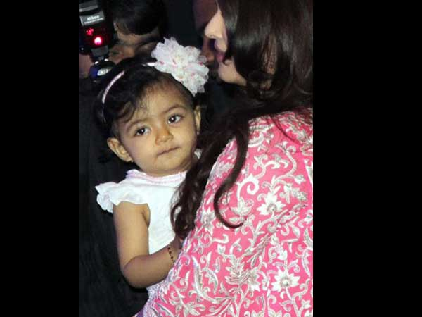 Aaradhya's Pictures