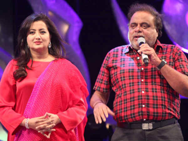 Ambareesh With Sumalatha