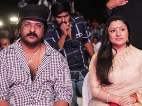 Ravichandran With Priyanka Upendra