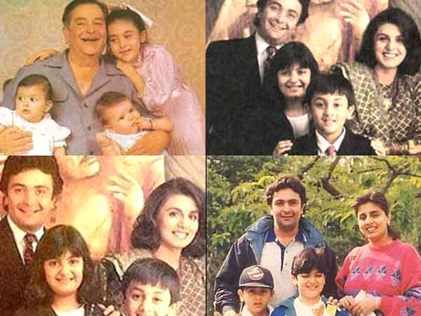 Rare | Unseen | Childhood Pictures | Bollywood Stars - Filmibeat