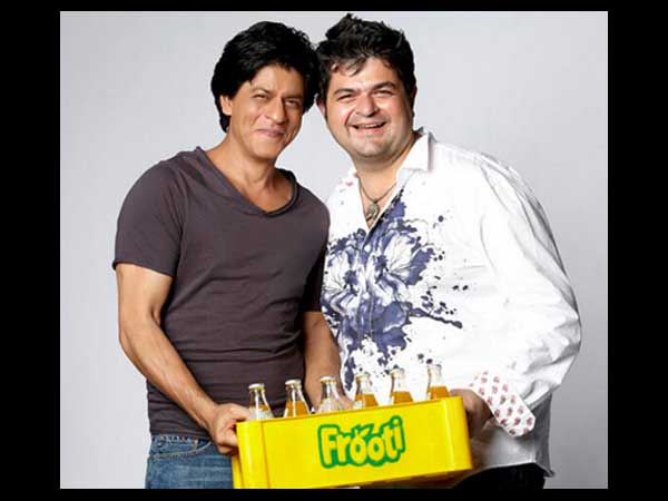 SRK Endorses Frooti