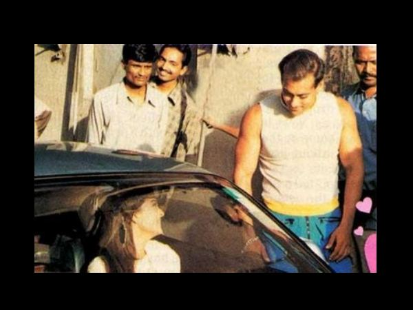 Unseen pictures Of Salman Khan And The Bachchans