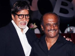It's not Rajinikanth but Amitabh Bachchan for Pookutty !