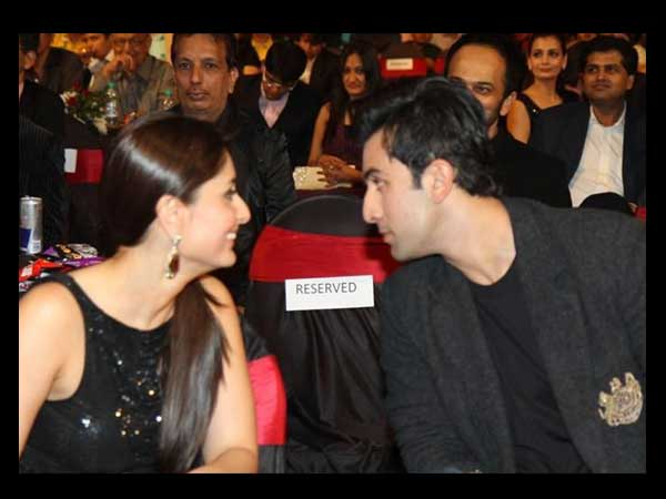 Kareena And Ranbir