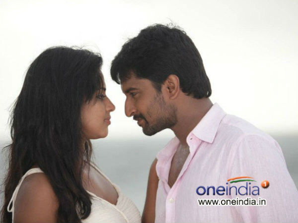 Pictures: What was Nani doing with Amala Paul in sewage ...