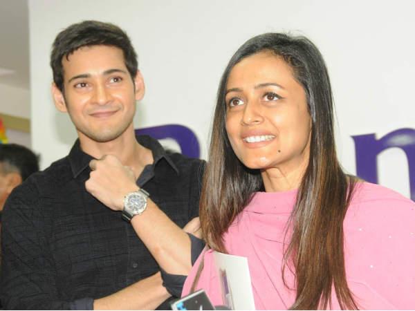 Photos: Namrata rejects Mahesh Babu's wish to have third ...