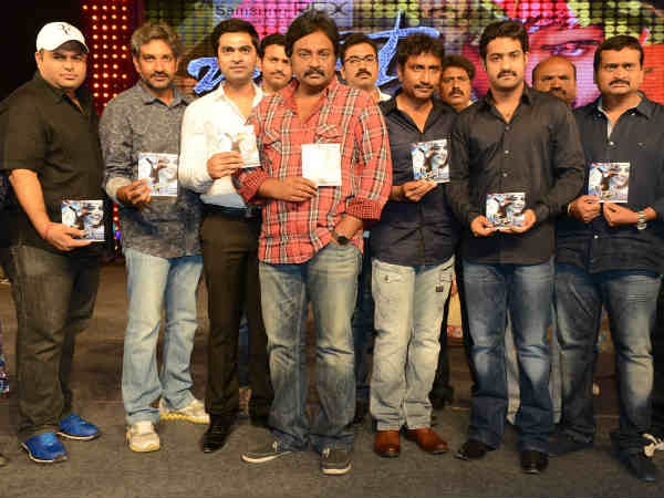 Baadshah music release