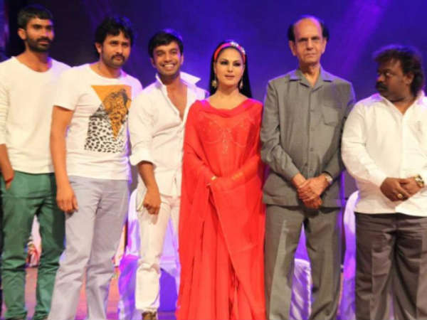 Veena Malik's Silk Sakkath Hot Maga audio launched