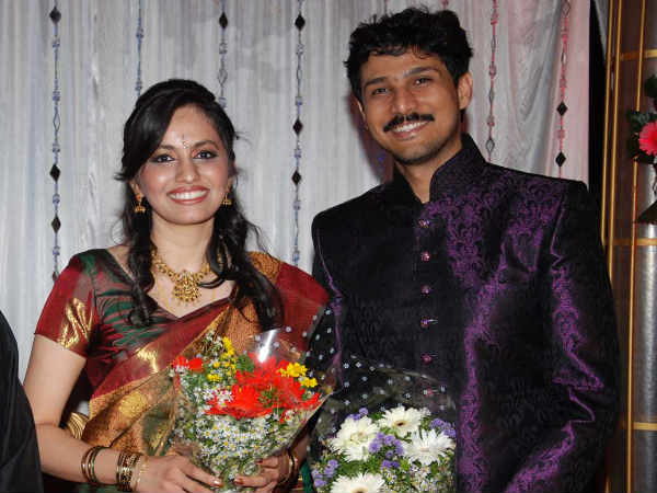 Ramya seeks divorce from Rajesh Krishnan