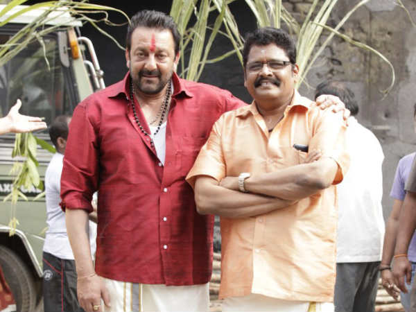 Sanjay Dutt With Ravikumar