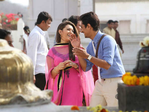 Sidharth-Hansika First Look