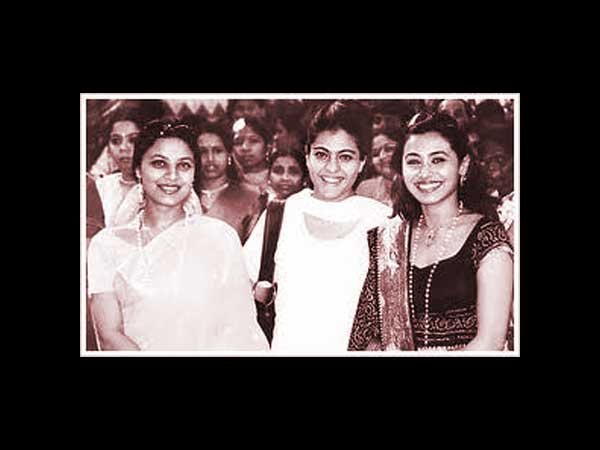 Rare Unseen Pictures Of B Town Sisters Rani Mukherjee And