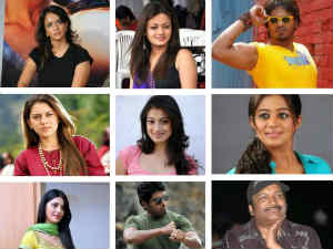 Telugu actors