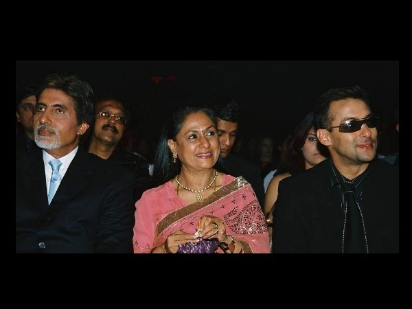 Salman And The Bachchans