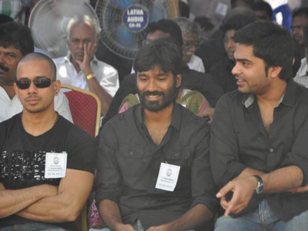 Kollywood Unites For Sri Lankan Tamils