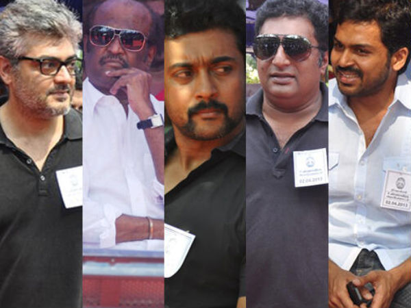 Celebrities At The Bandh