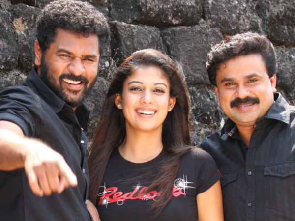 A Picture Taken When Nayan And Prabhu Were In Love